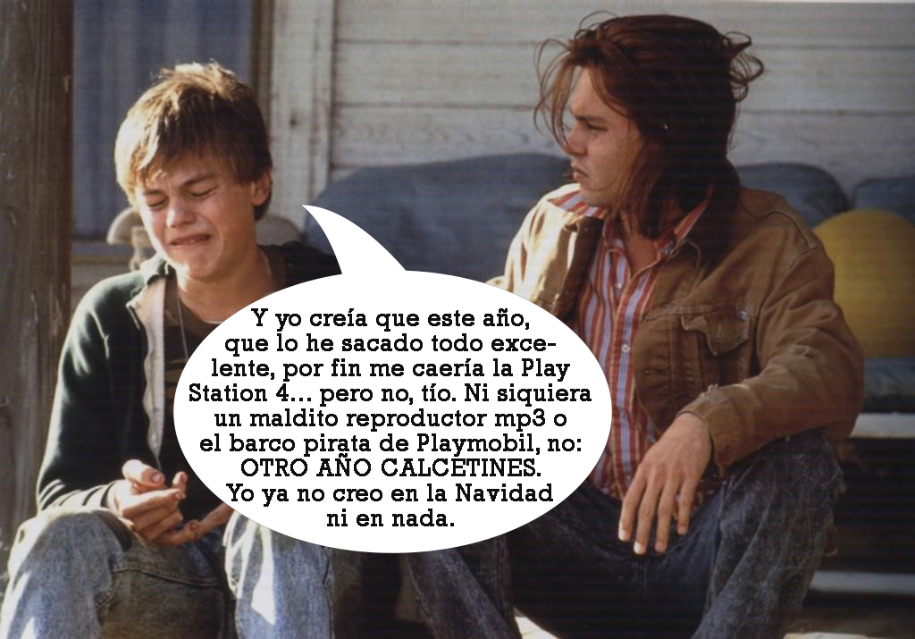 Navidad Blog Nati Gilbert Grape