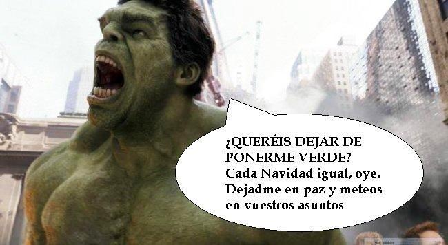 Navidad Blog Nati Hulk